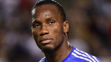 drogba fined by mls for refusing to play