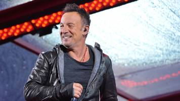 Bruce Springsteen Wrote A Song For The Boy Who Lived