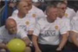 Popping balloon almost cost me Manchester United job - Hull...