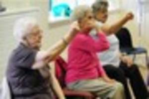 more people to 'get out get active' as programme goes live in the...