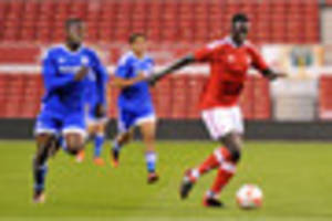 nottingham forest's u18 side beat crystal palace 6-5 in thriller