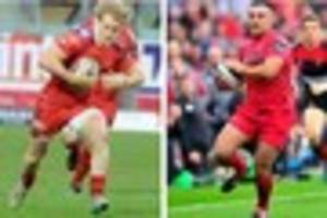scarlets aled davies and emyr phillips named in strong select xv...