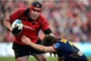 Scarlets pay tribute to Munster legend Anthony Foley with number...