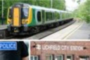 Plea for victims of sexual assaults on Lichfield to Birmingham...