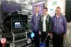 Students make it to national engineering final after turning a...