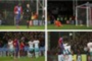 crystal palace boss confirms penalty taker ahead of leicester...