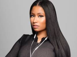 nicki minaj has the perfect future presidential candidate (& it's not kanye west) [video]