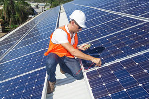 German solar power and its struggles on the global market