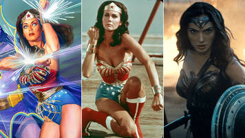 is wonder woman qualified to be a un ambassador?
