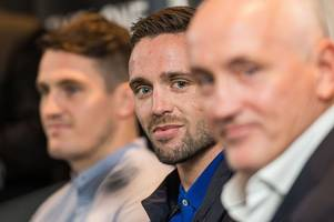 barry mcguigan insists cool customer josh taylor can handle the heat at the top of boxing