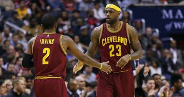 NBA Trade Rumors, Updates: Lebron James wants Kyrie Irving to re-sign with Cleveland Cavaliers