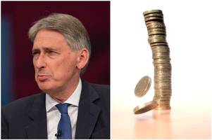 higher than expected borrowing means there is more austerity to come