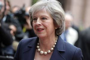 Theresa May has shown chutzpah in her first 100 days but warning lights flash in every direction