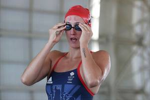 olympian and commonwealth games gold medallist georgia davies left out of british swimming performance squad