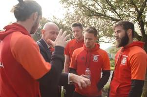 the beautiful tribute from the humbled welsh football team to the tragic victims of aberfan