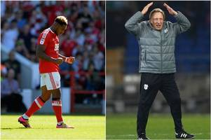why is nottingham forest v cardiff city a late kick off? what's the team news? everything you need to know