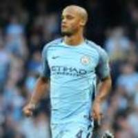 Pep Guardiola takes cautious approach with Vincent Kompany