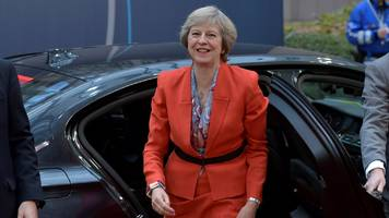 Theresa May: We can get right Brexit deal for UK