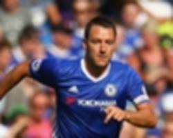 conte backs terry to adapt into chelsea back three