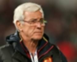 lippi named china boss after guangzhou cancels contract