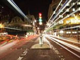 Ford and Jaguar Land Rover trial new technology to turn traffic light turns green for you