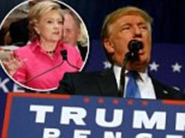 Trump attacks Clinton over 'pay for play' after Wikileaks email scandal