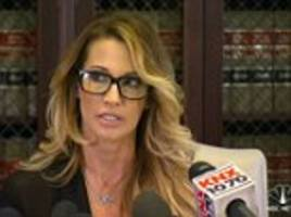 trump offered me $10k to spend the night with him, says porn star: adult actress claims the donald propositioned her after inviting her and two other women to his penthouse suite