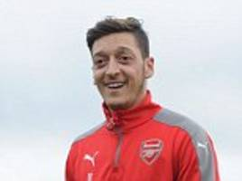 the evolution of mesut ozil... how arsenal's assist king has added goalscoring to his box of tricks and it is exactly what a premier league title-winning team needs in midfield