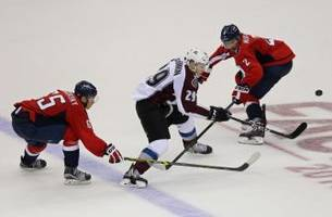 Colorado Avalanche Forward Nathan MacKinnon Needs to Shoot More