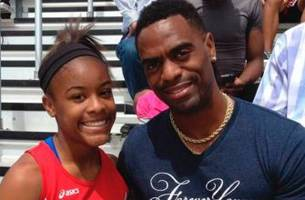 tyson gay aims to mentor youth after daughter killed by gun violence