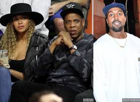 Jay-Z and Beyonce Are Both Upset With 'Nut Job' Kanye West Following His Rant