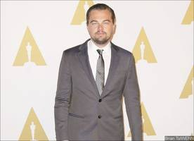 Leonardo DiCaprio Had Another Near-Death Experience While Diving in the Galapagos