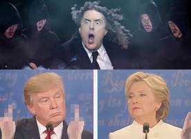Weird Al Turns Final Presidential Debate Into Song Called 'Bad Hombres, Nasty Women'