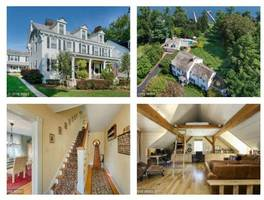 homes of yacht builder, lighthouse keeper hit the market in maryland