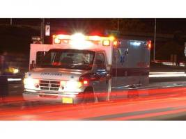 ICYMI: Several Hospitalized After Landscaping Truck Overturns in Commack