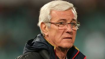 former italy coach lippi takes charge of china