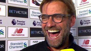 liverpool 2-1 west brom: reds in premier league race - klopp