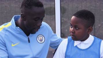 how manchester city are improving literacy through football