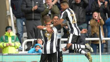 newcastle extend championship lead