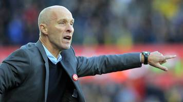 swansea 0-0 watford: bob bradley says swans moving in right direction