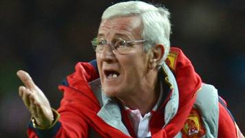 world cup winner lippi comes out of retirement to manage china