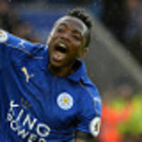 leicester get victory over palace