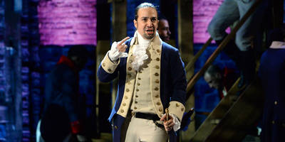 <i>hamilton</i> chronicled in pbs documentary <i>hamilton's america</i>: watch