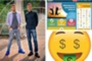 derby entrepreneur co-founds emoji lottery - and you can enter...