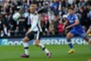 derby county team news: rams side to face huddersfield town...