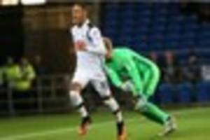good time to face huddersfield town, says derby county forward...