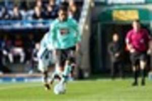 late, late goal denies derby county at huddersfield