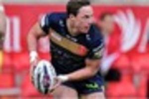 hull kr far from done after securing james donaldson