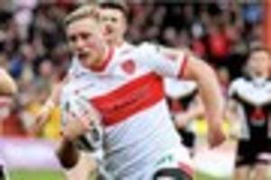 James Greenwood hell-bent on taking Hull KR back where they...
