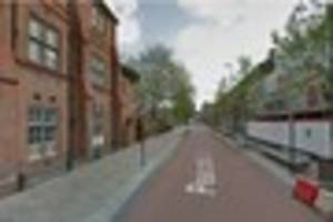 Police make arrest after man, 37, man found in city street with...